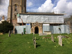 West Monkton Church - Roof replacement